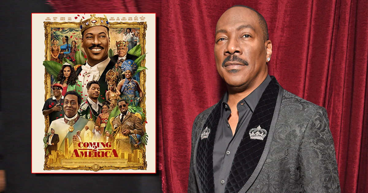 Eddie Murphy: 'Coming To America' sequel is a cool continuation