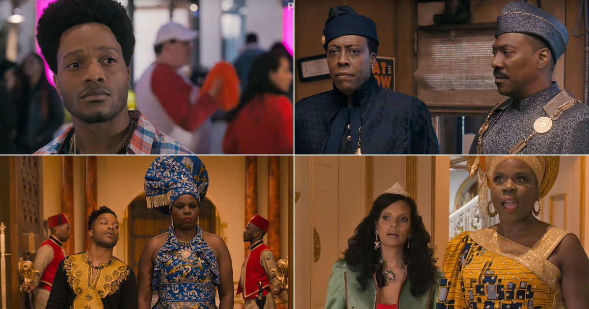 Coming 2 America Trailer Out! Eddie Murphy Is Back At It After 33 Years