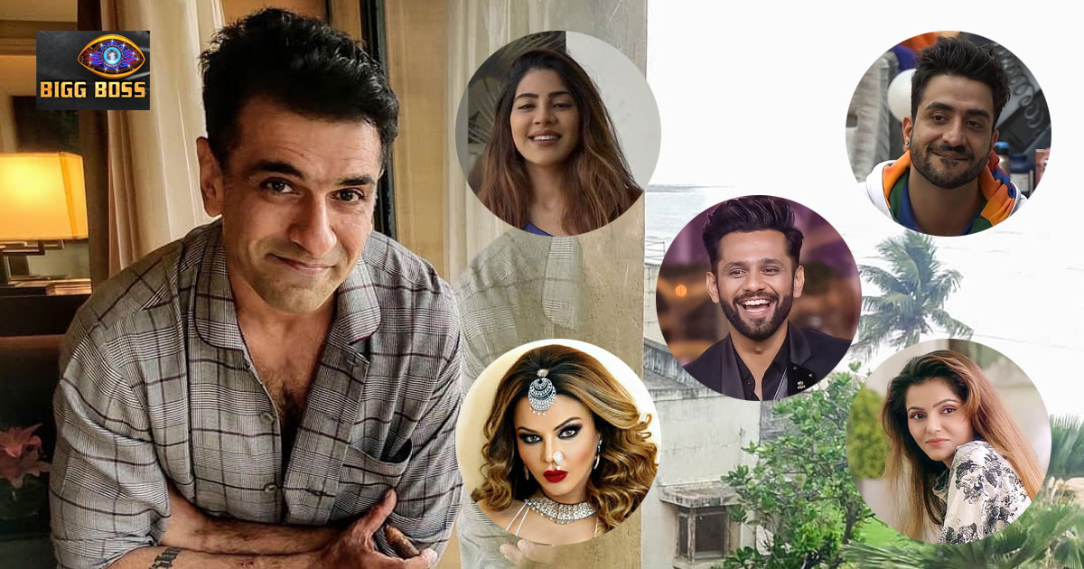 """Eijaz Khan On Being Asked Who Can Take Home The Bigg Boss 14 Trophy: """"All Of Them Are Sweethearts, Except A Few"""""""