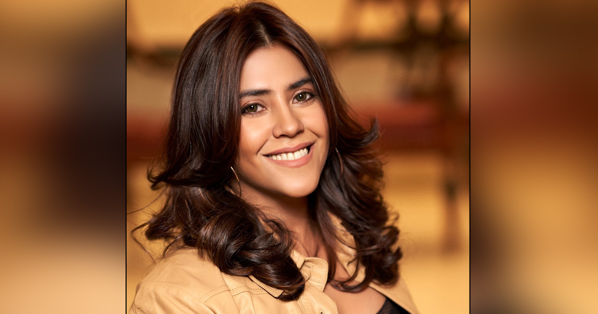 Ekta Kapoor: In Most Countries, Sexuality Of A Woman Is Considered Sin