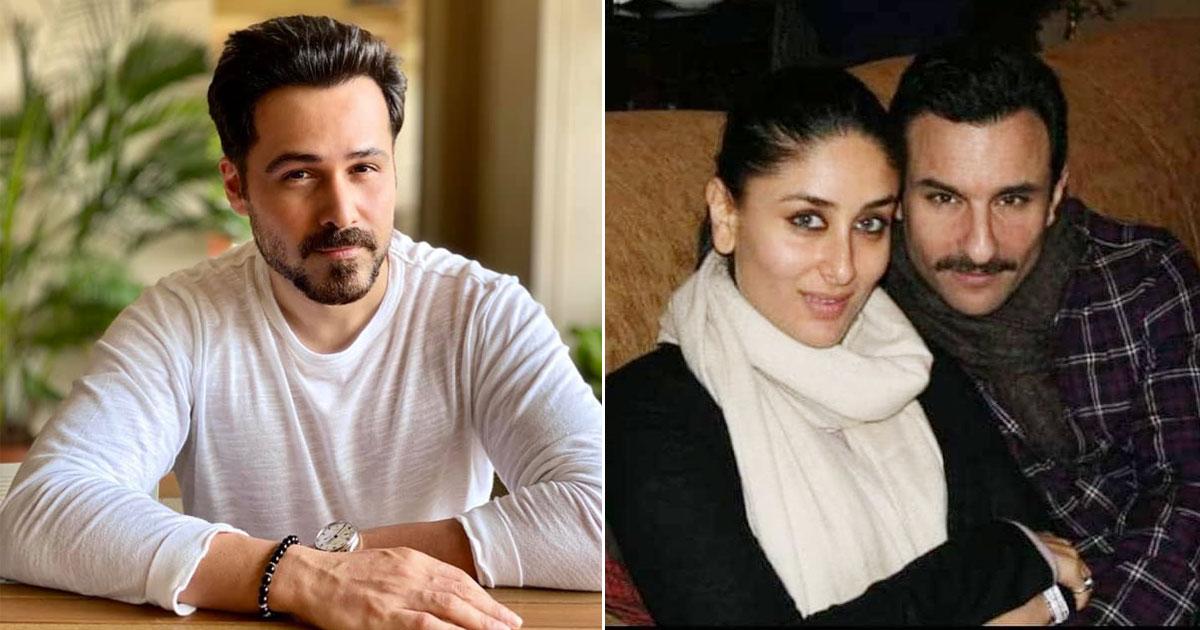 Emraan Hashmi On Kareena Kapoor Khan