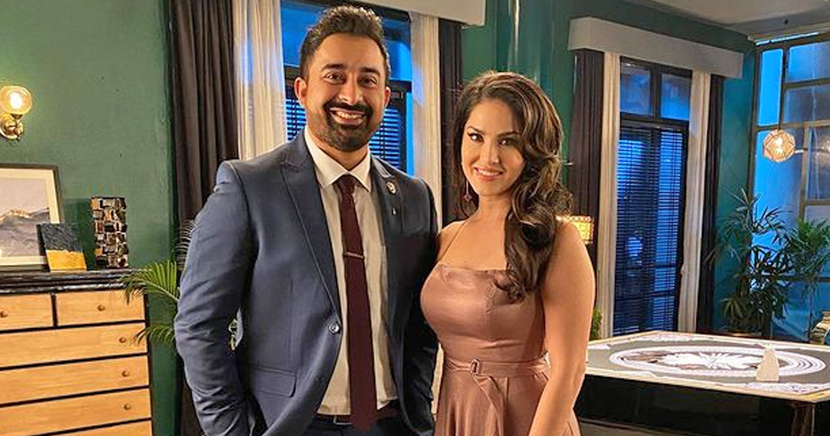 Exclusive! Sunny Leone On Bond With Rannvijay Singha