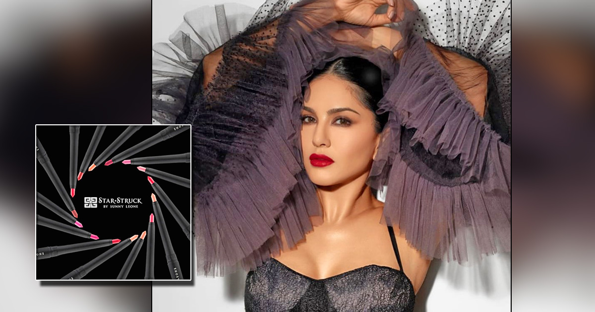 Exclusive! Sunny Leone On Starstruck Highlighters