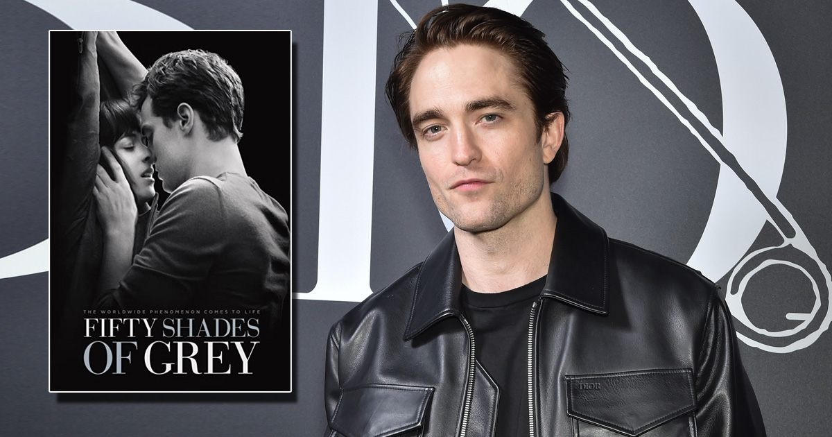 Fifty Shades Of Grey Author Wanted Robert Pattinson To Play Christian Grey