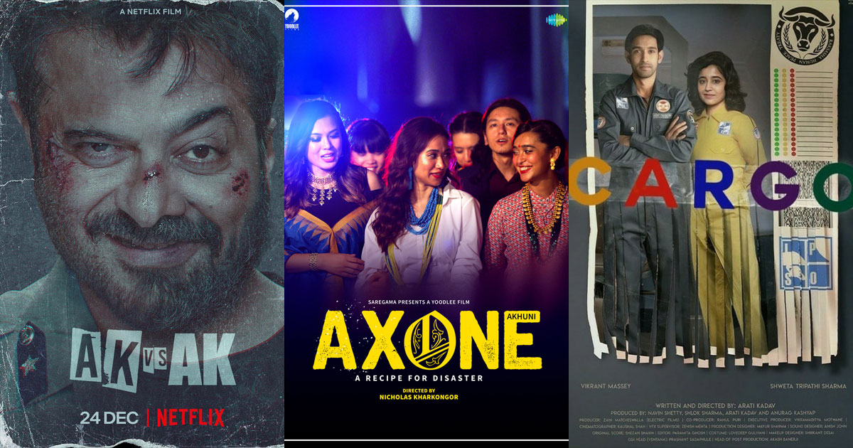 AK Vs AK To Cargo – Films That Went Beyond The Bollywood Blueprint…