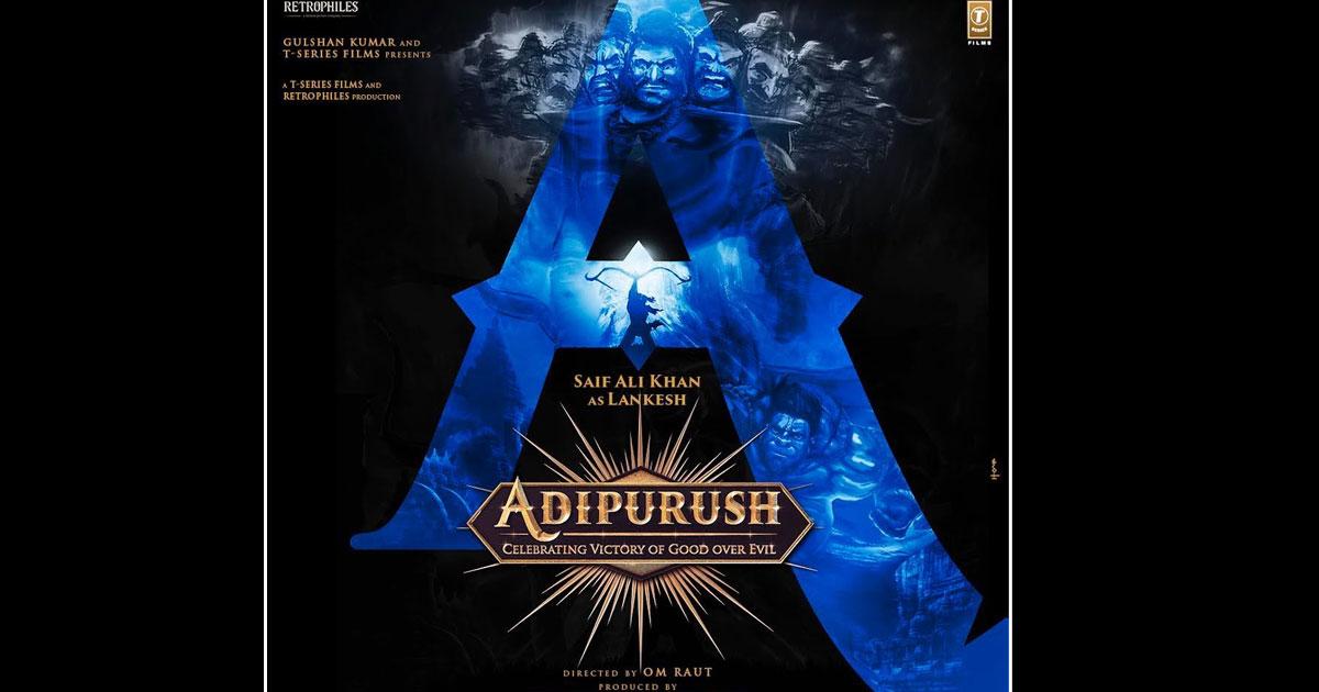 Adipurush: Prabhas & Saif Ali Khan Starrer's Sets To Be Rebuilt After The Fire Break?