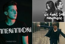 From Attention To We Don't Talk Anymore - 5 Charlie Puts Songs To Help You Get Over A Heart-Break, Check Out