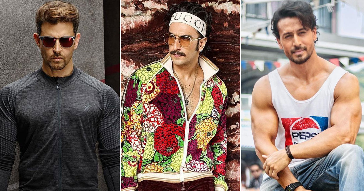 "Valentine's Day 2021: From Hrithik Roshan, Ranveer Singh To Tiger Shroff, The Dressing Sense Of These Men Shouts, ""Why Should Only Girls Have All The Fun?"""