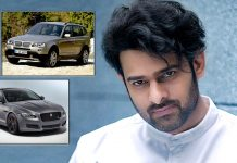 From Jaguar XJR To BMW X3: Baahubali Star Prabhas Own These Magnificent Beasts In His Garage
