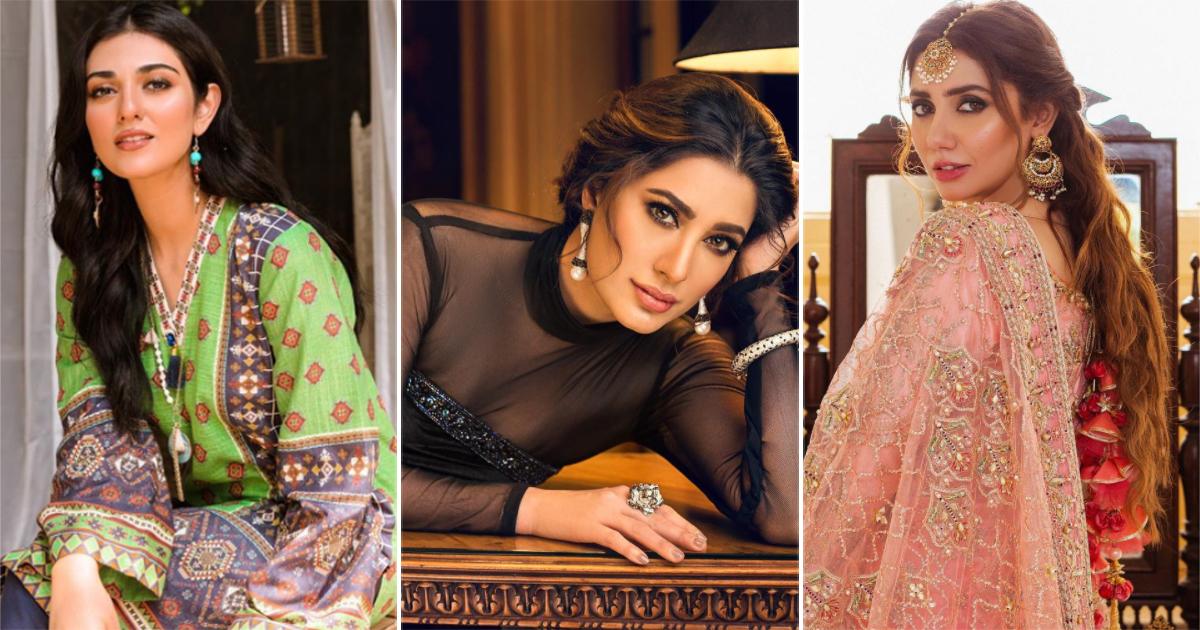 From Mahira Khan, Mehwish Hayat To Sarah Khan - 5 Pakistani Fashionistas To Take Inspiration From, Check Out