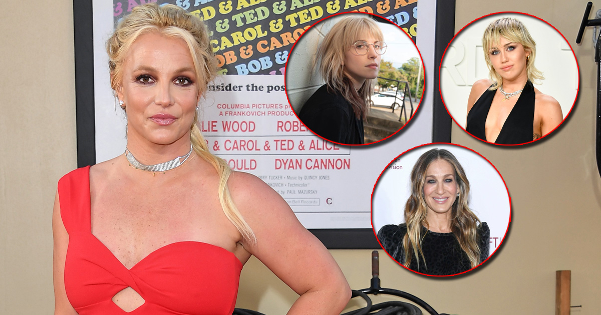 From Miley Cyrus To Sarah Jessica Parker, Celebs Tweet In Support Of Britney Spears Post The Release Of Framing Britney Spears