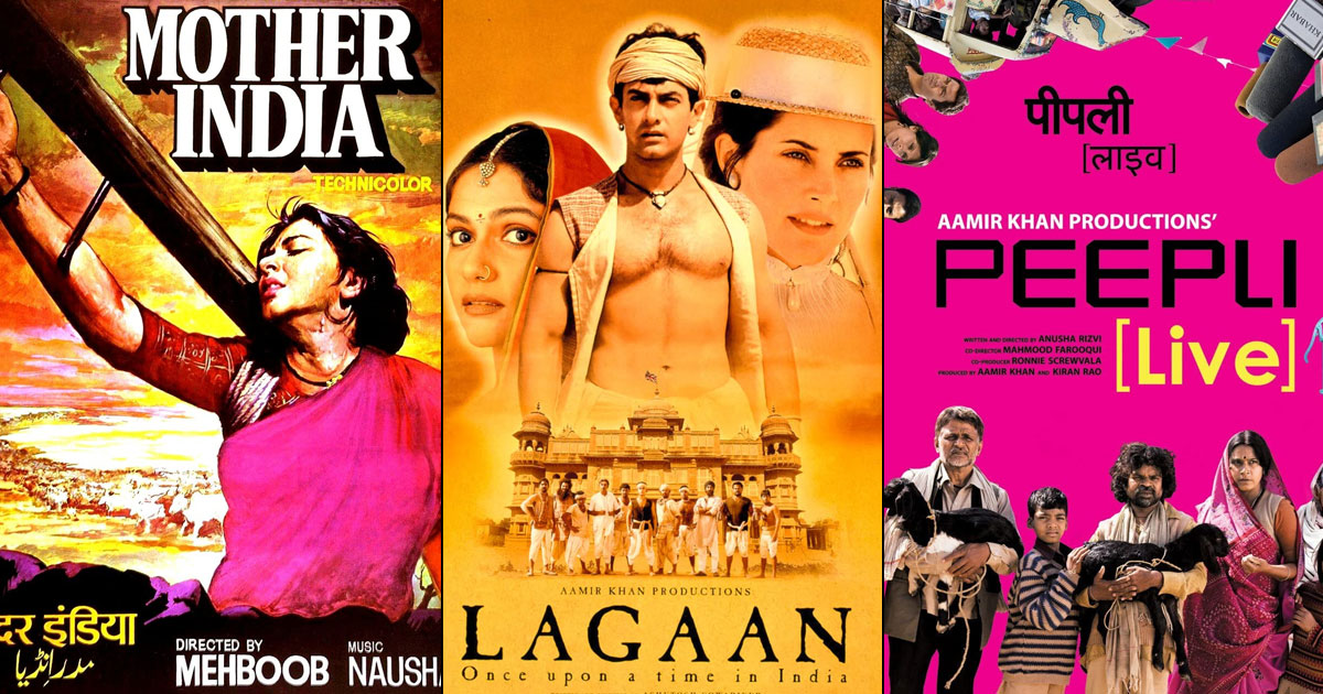 Mother India, Lagaan, Do Bigha Zamin – Bollywood Movies That Spoke About The Plight Of Farmers