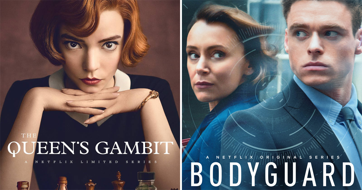 From Queen's Gambit To The Bodyguard: 5 Gripping Miniseries On Netflix ….