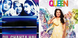 From Saif Ali Khan In Dil Chahta Hai To Kangana Ranaut In Queen: Iconic Roles That Changed The Game For These Bollywood Stars