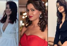 From Thigh-High Slits To Plunging Necklines, 7 Times Sriti Jha Looked Like A Fashion Diva!
