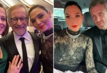 Gal Gadot looks back at pre-Covid memories of Oscars 2020