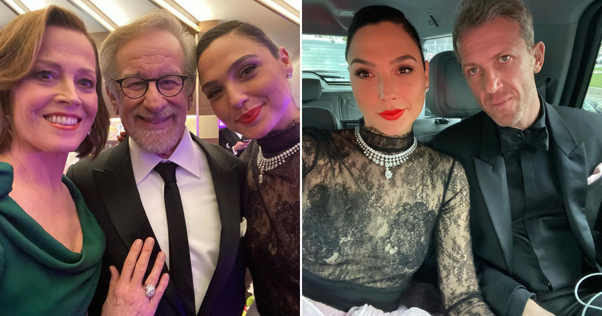 """Gal Gadot Takes Us All On An Oscars Nostalgic Ride From Pre-COVID Times, Says, """"Back Then I Thought Corona Was Only A Beer"""""""