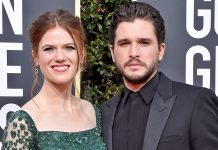 Game Of Thrones Star Rose Leslie & Kit Harington Welcome Baby Boy