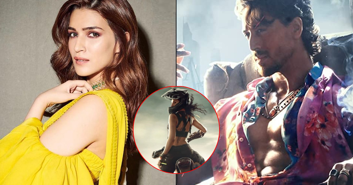Ganapath: Tiger Shroff Is All Set To Show His 'Heropanti' With None Other  Than Kriti Sanon?