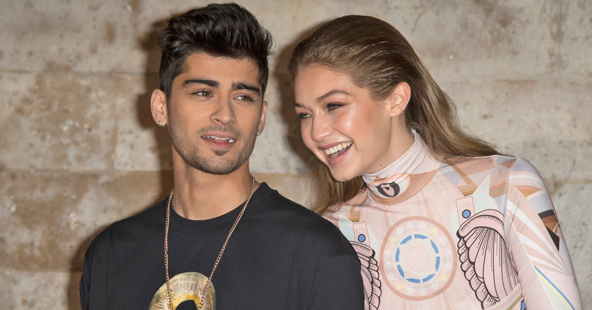 Gigi Hadid Posts A Picture With Zayn Malik & We Cannot Stop Staring!
