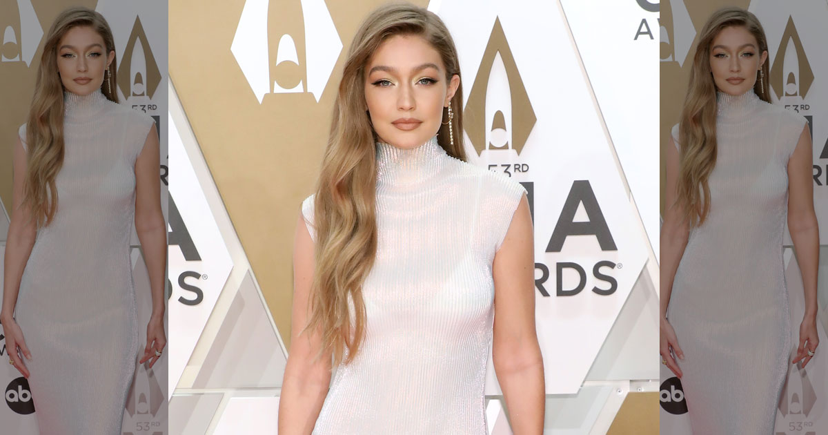 Gigi Hadid Reveals Why Her Mailman Might Think She Is Running A Baby Shop