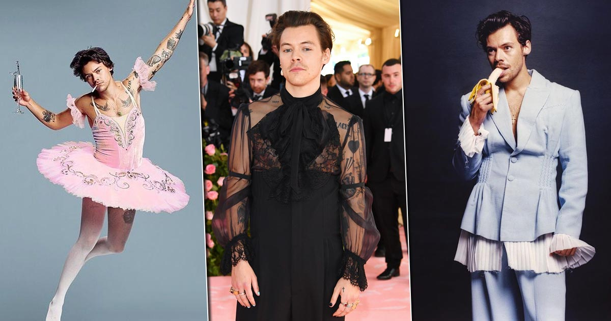 Harry Styles & His Amazing Fashion Choices