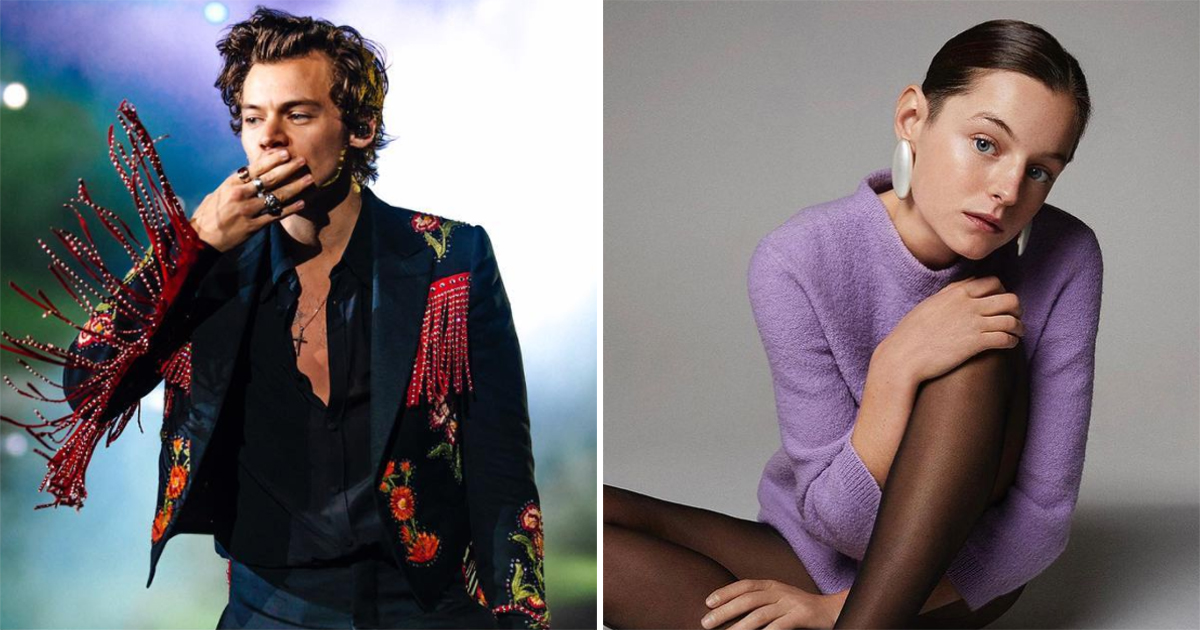 Harry Styles To Collab With Emma Corrin In 'My Policeman' & We're Already Jumping With Joy