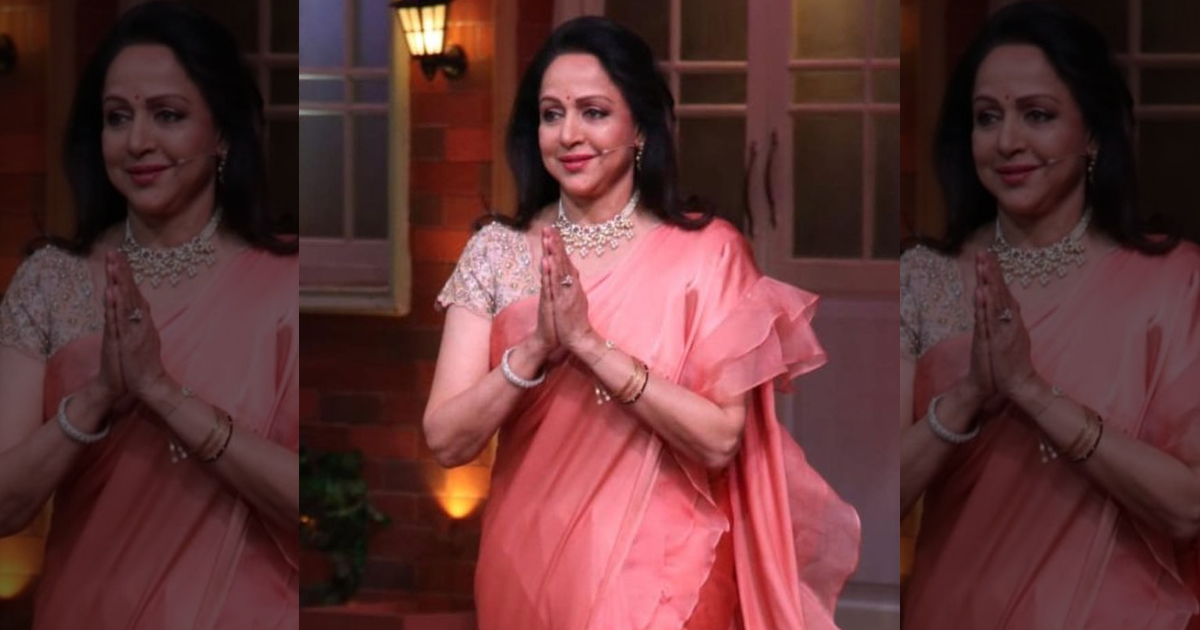 """Hema Malini On Foreign Celebrities Making Statements About India's Policies: """"Who Are They Trying To Please?"""""""