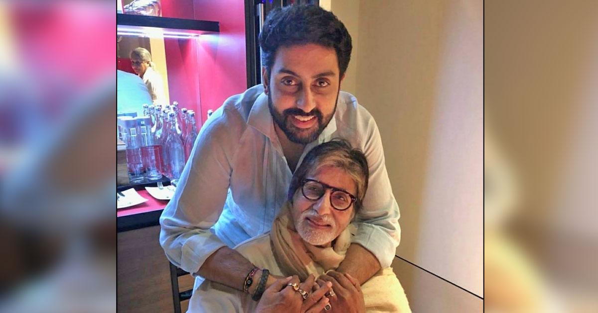 Amitabh Bachchan Was Fighting A Tiger When Abhishek Bachchan Was Born, Deets Inside!