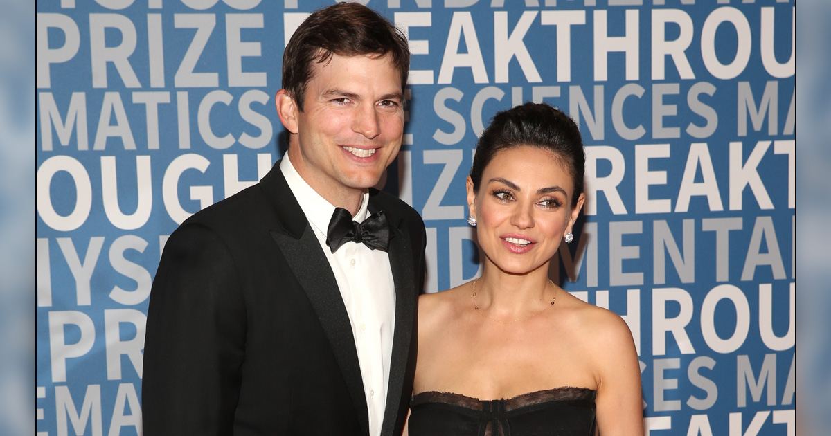 Here Is Why Mila Kunis & Ashton Kutcher Decided To Be In Super Bowl Ad