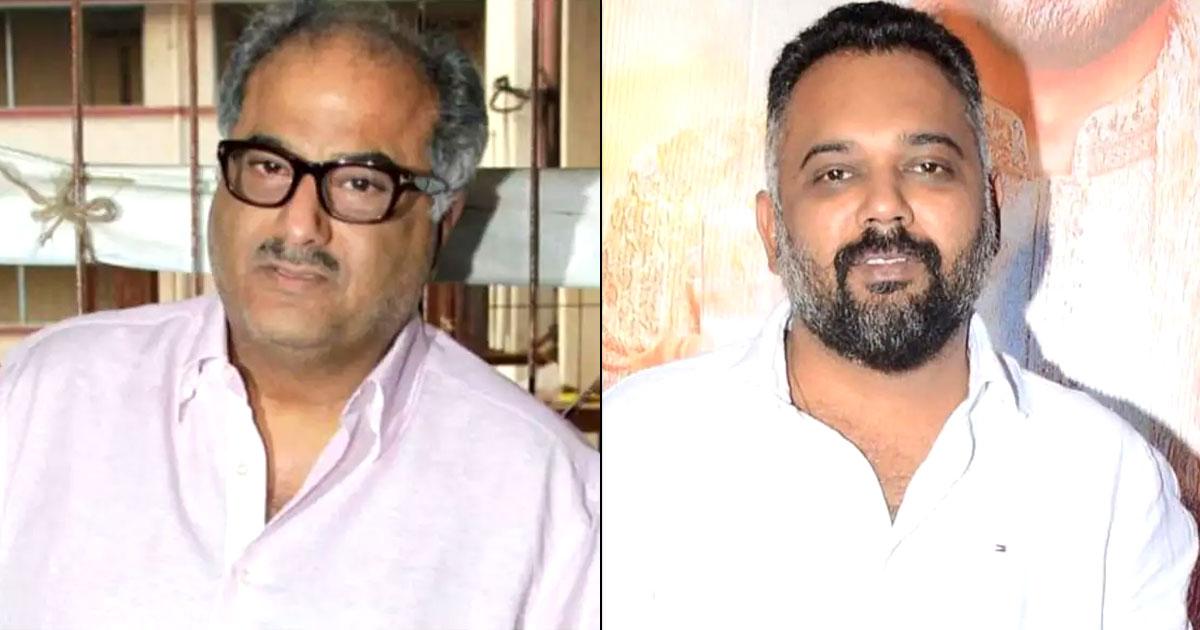 Here's How Boney Kapoor Joined Luv Ranjan's Next