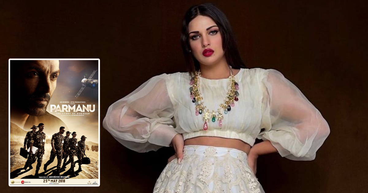 Himanshi Khurana Rejected Playing John Abraham's Wife In Parmanu, Deets Inside