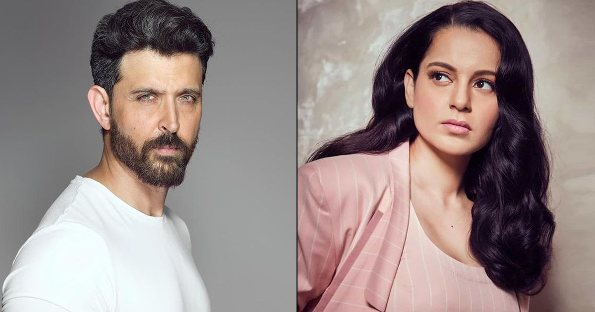Hrithik Roshan Back In News Thanks To His Battle With Kangana Ranaut
