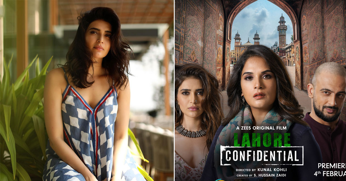 """Karishma Tanna On Making Her Digital Debut With Lahore Confidential: """"I Am Very Excited & Very Proud"""""""