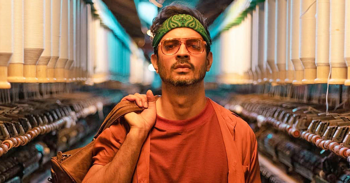 'I'm risk-chasing charmer in the film!' : says Tahir Raj Bhasin, who speaks about his interesting look in Looop Lapeta