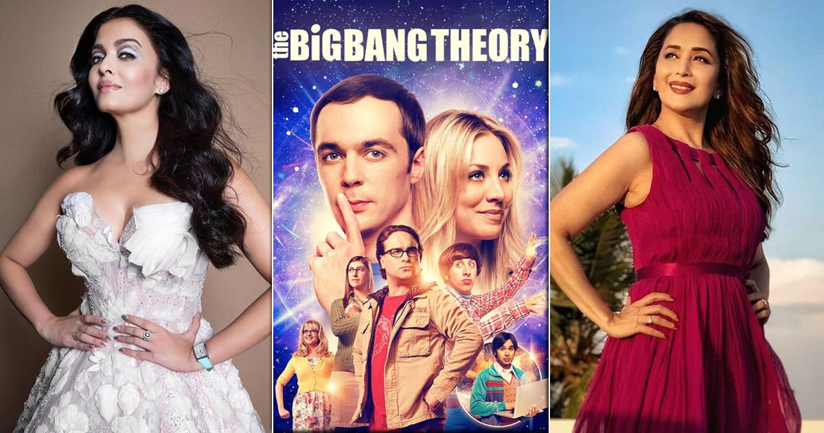 In The Big Bang Theory S02E01, Sheldon & Raj Argue Over Madhuri Dixit & Aishwarya Rai