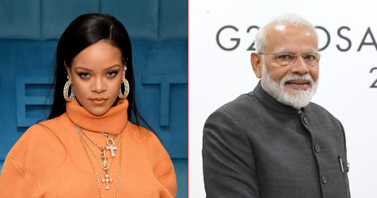 India Donates Coronavirus Vaccine To Barbados After Rihanna's Tweet On Farmers' Protest Rattled The Nation