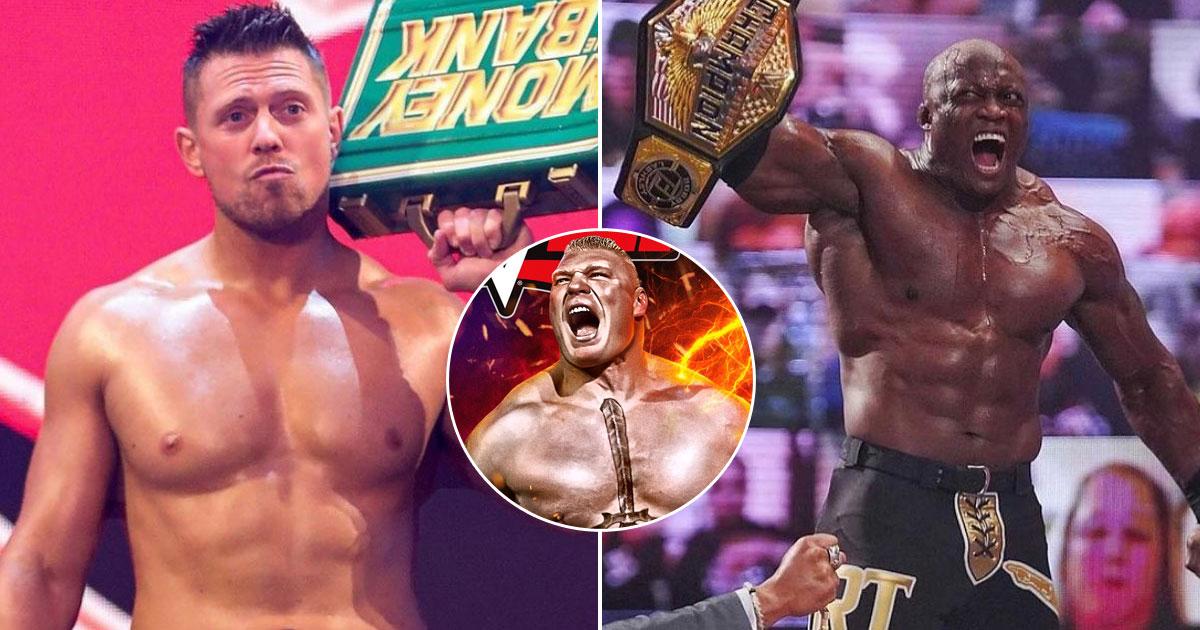 Brock Lesnar To Challenge Bobby Lashley?