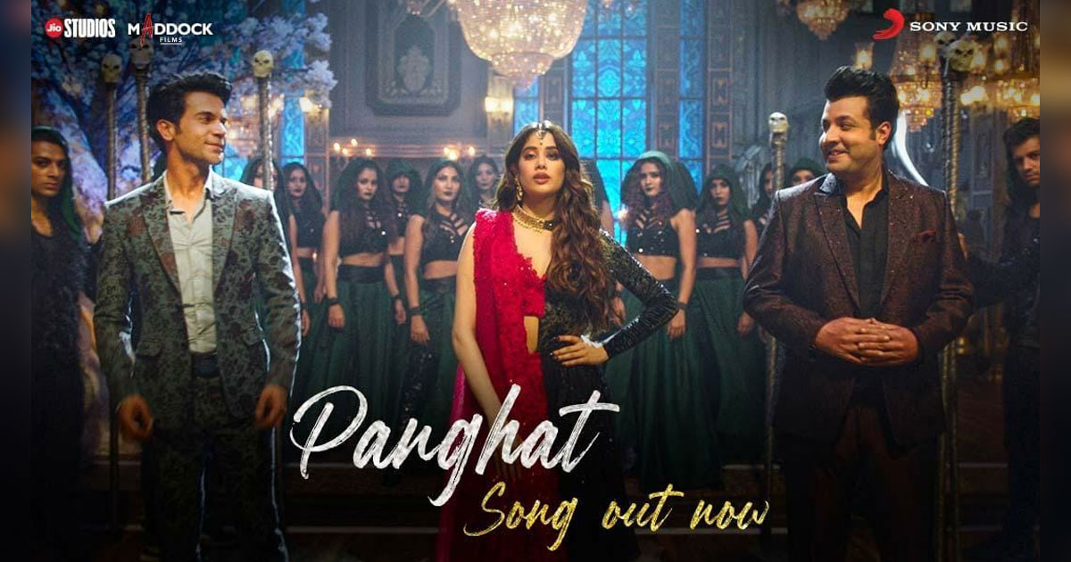 Janhvi doubles the trouble in Panghat