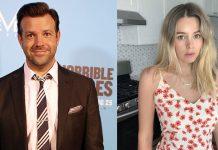 Jason Sudeikis dating British model Keeley Hazell?