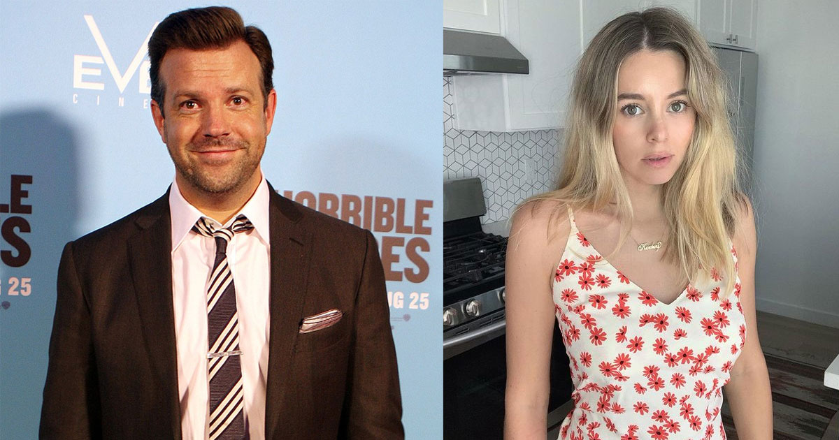 Jason Sudeikis dating British model Keeley Hazell?