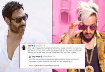 Jazzy B Takes A Jibe At Ajay Devgn & Calls Him A 'Fake Punjabi', Check Out