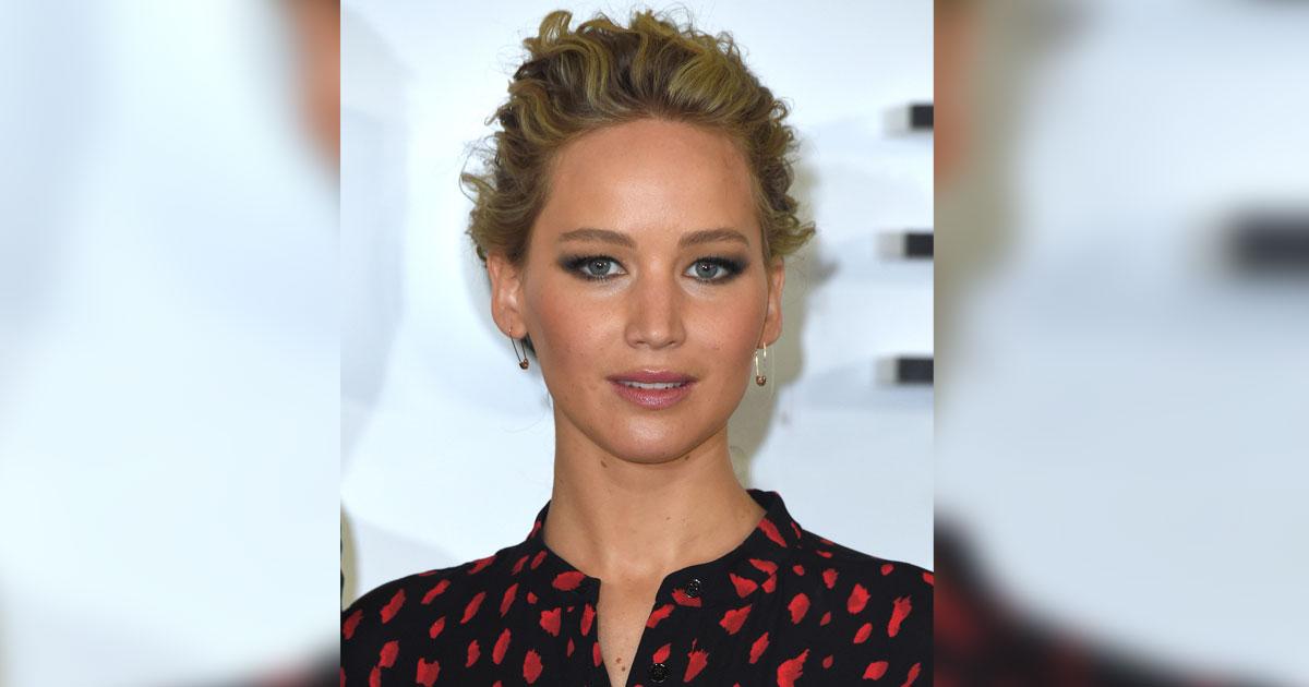 Jennifer Lawrence injured on 'Don't Look Up' set
