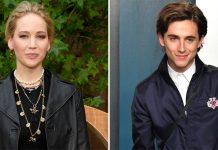 Jennifer Lawrence & Timothée Chalamet Indulge In A Kiss Like No One's Watching On The Sets Of Don't Look Up, Pics Go Viral