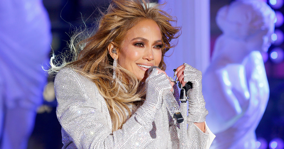 Jennifer Lopez was filled with anxiety during lockdown