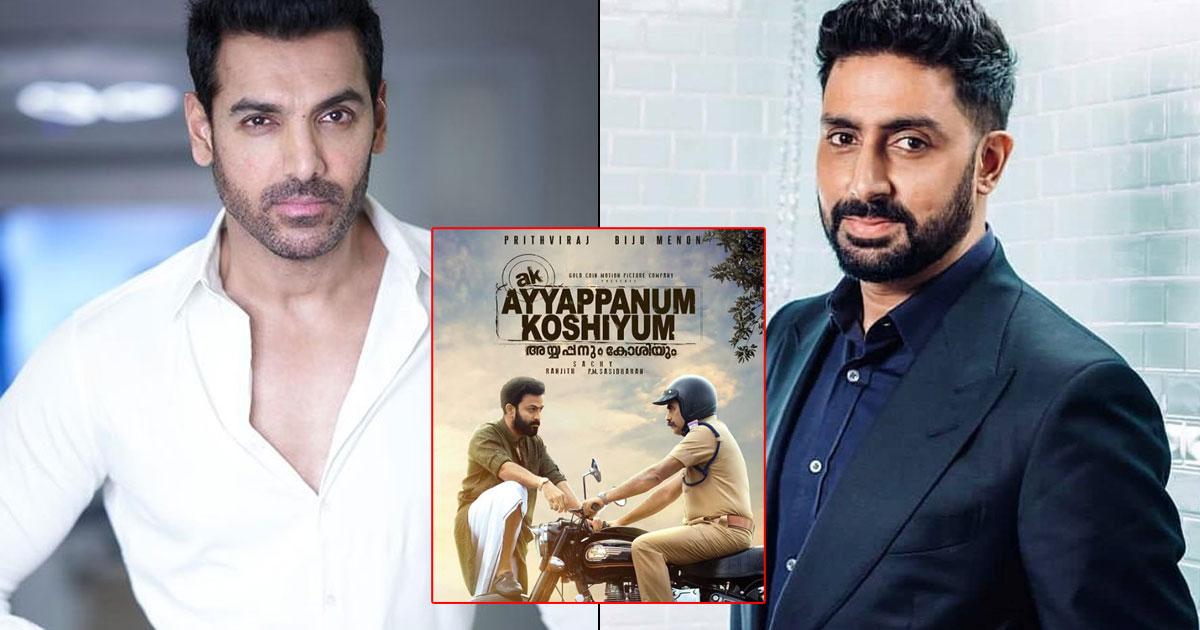John Abraham To Reunite With Abhishek Bachchan For Ayyapanum Koshiyum Hindi Remake?