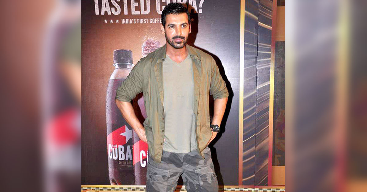 John Abraham : Working in action films is like doing an item song for me