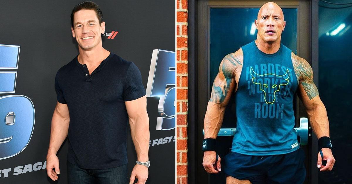 John Cena Wasn't Happy Losing To The Rock At Wrestlemania 28