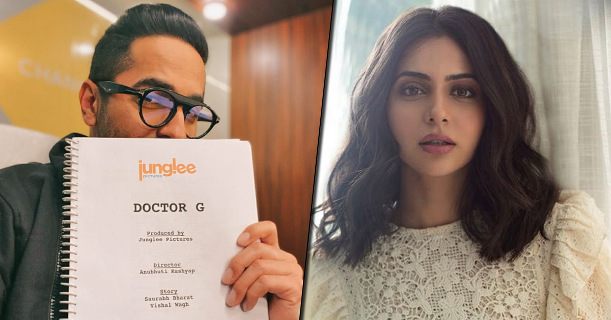 Doctor G: Ayushmann Khurrana Finds His 'Doctor' Heroine In Rakul Preet Singh!