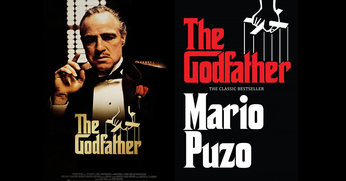 Mario Puzo's The Godfather Was Adapted In As A Feature Film By Francis Ford Coppola
